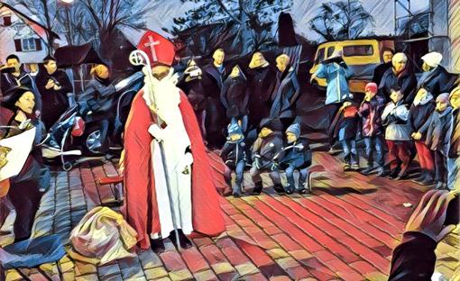 Nikolaus bringt Sonderpreis.