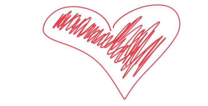 """Rotes Herz: Sponsoren tun Gutes: für Schüler, für den Lions Club und für ihr Unternehmen. Dafür sagen wir """"Dankeschön!"""""""