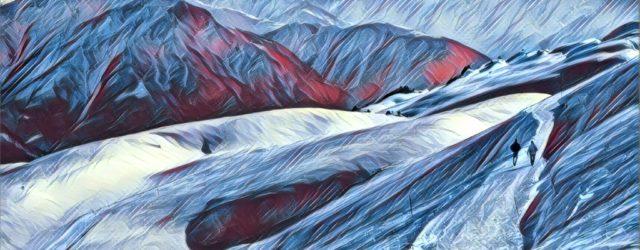 Weiße Weihnachten gibt es dieses Jahr wohl in über 600 Metern Höhe. Vielleicht.