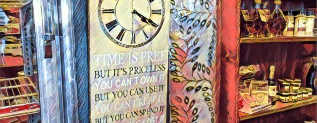 Zeit.